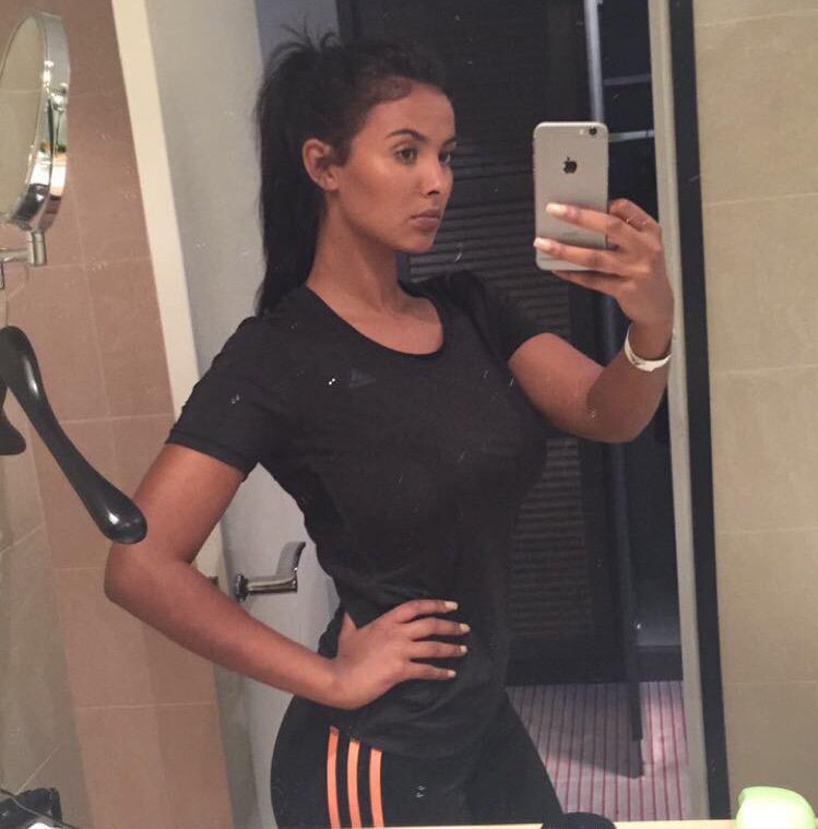Paparazzi Selfie Maya Jama  naked (17 foto), iCloud, cameltoe