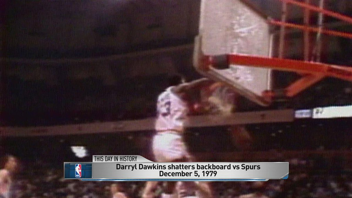 We remember Darryl Dawkins by pulling together his top 20 dunks of all time.   WATCH: http://t.co/R8TJIxVtmL http://t.co/trTjeFfhlK
