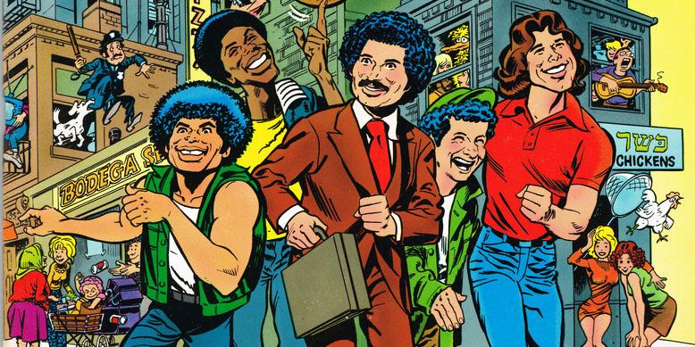 Ranking all 10 covers of the #WelcomeBackKotter comic book  http:// ow.ly/RtnWO    <br>http://pic.twitter.com/mYKz28PmL2