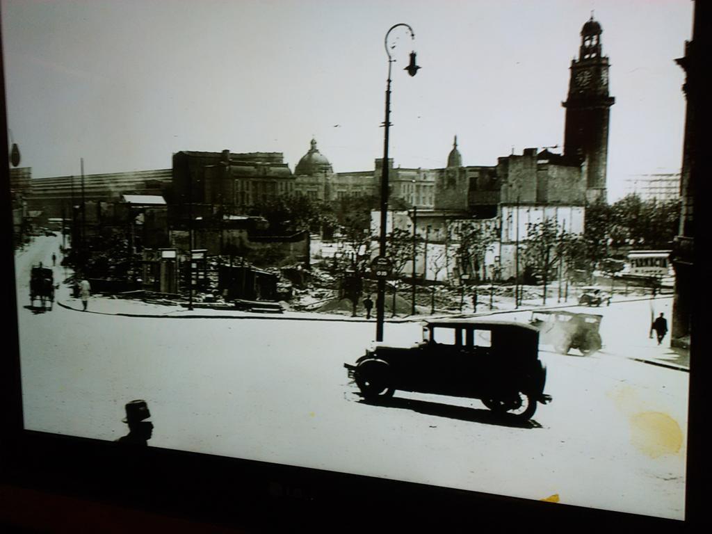 Esto era Plaza San Martín #buenosairesenlamira #RedATB http://t.co/5gkaddgREs
