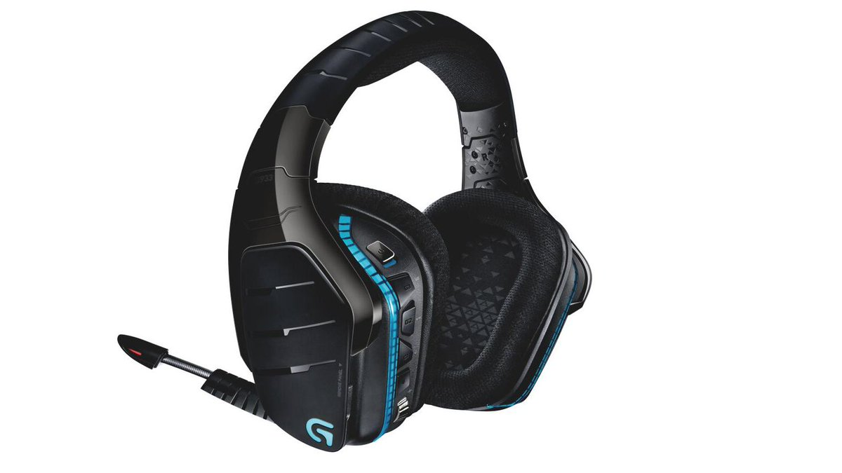 Logitech's new gaming headphones might actually sound good