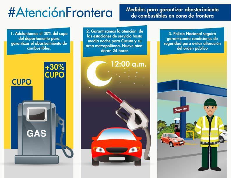 Comunicación oficial sobre situación de combustibles en Norte de Santander #AtenciónFrontera http://t.co/5YJUxbiEik http://t.co/i1RWSUEWDc