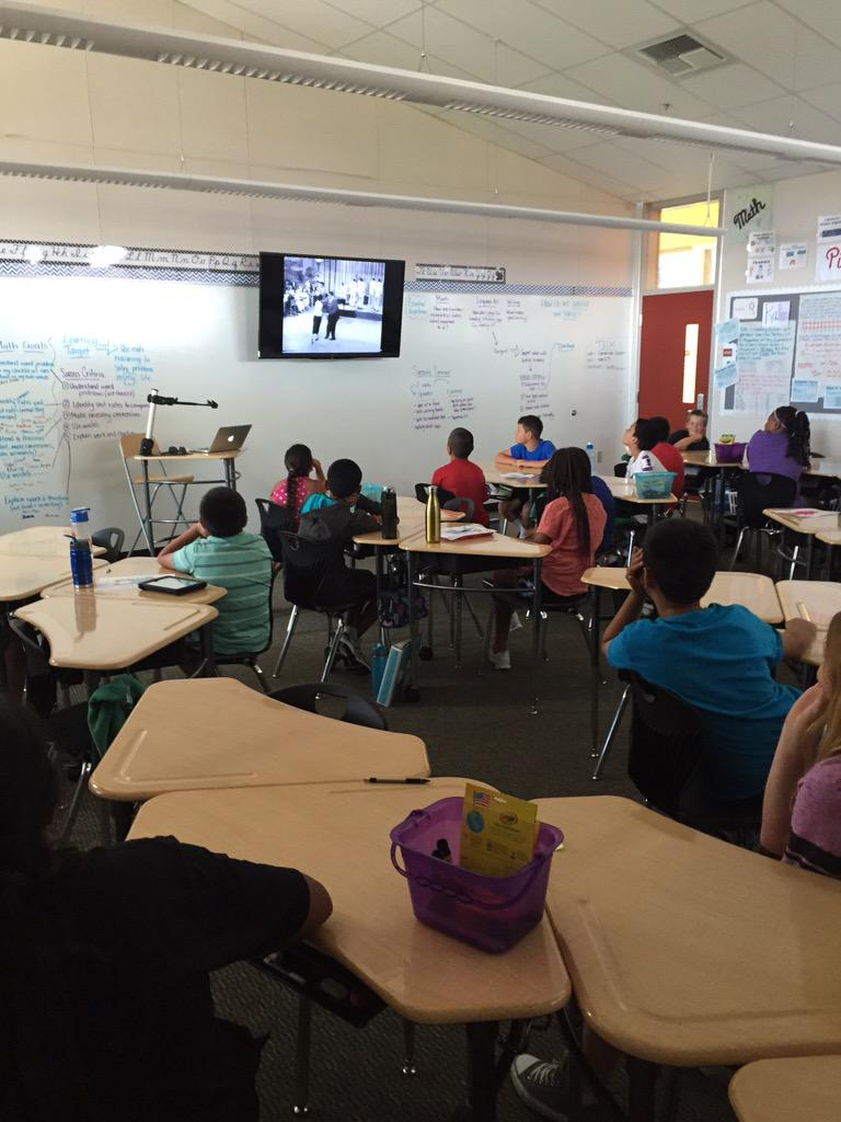 6th grade learned how Rock and Roll has evolved through the years! #camlearns @CamElementary http://t.co/MZyUA558Wm