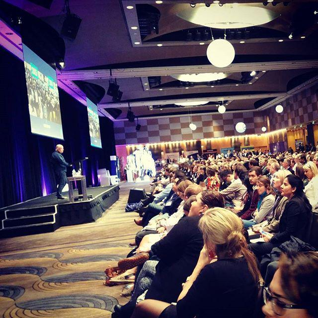 Almost 1000 people at #marketo event in Sydney today! #MKTGnation http://t.co/izzJMkHvyb http://t.co/LaJ6Md9JOV