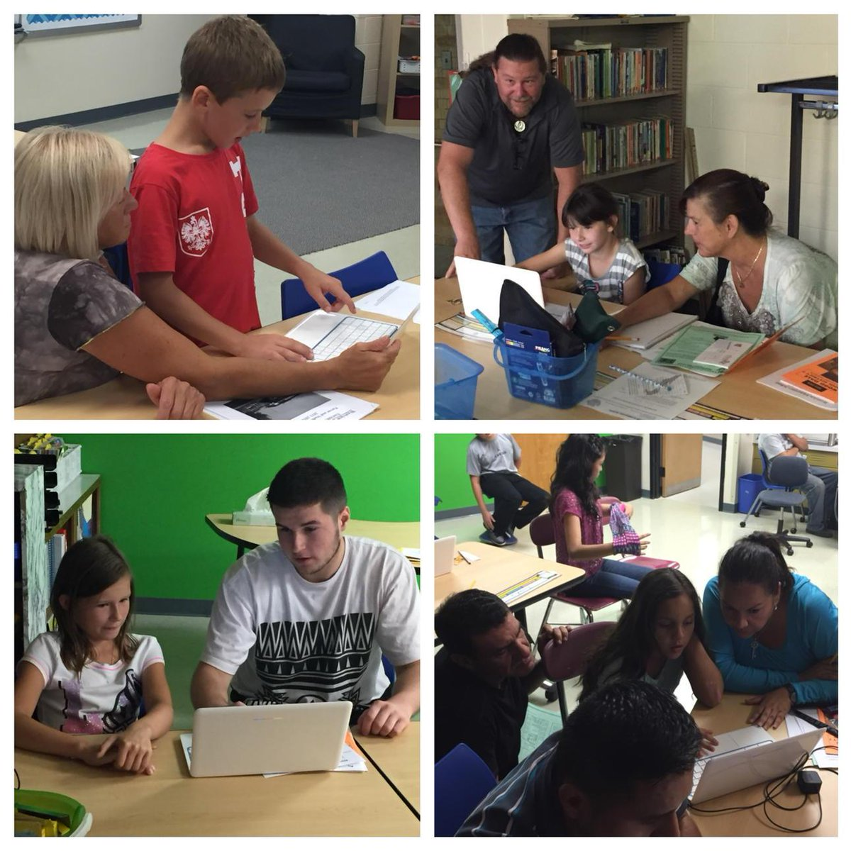 What a great chance for parents to learn how their child learns in 4th grade! #wdsd7 http://t.co/uh11hcuom2