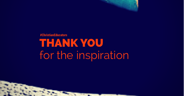 #ChristianEducators Thank you for sharing, for the fellowship & the inspiration. Off to moderate #saskedchat http://t.co/ckWiKdxiNz