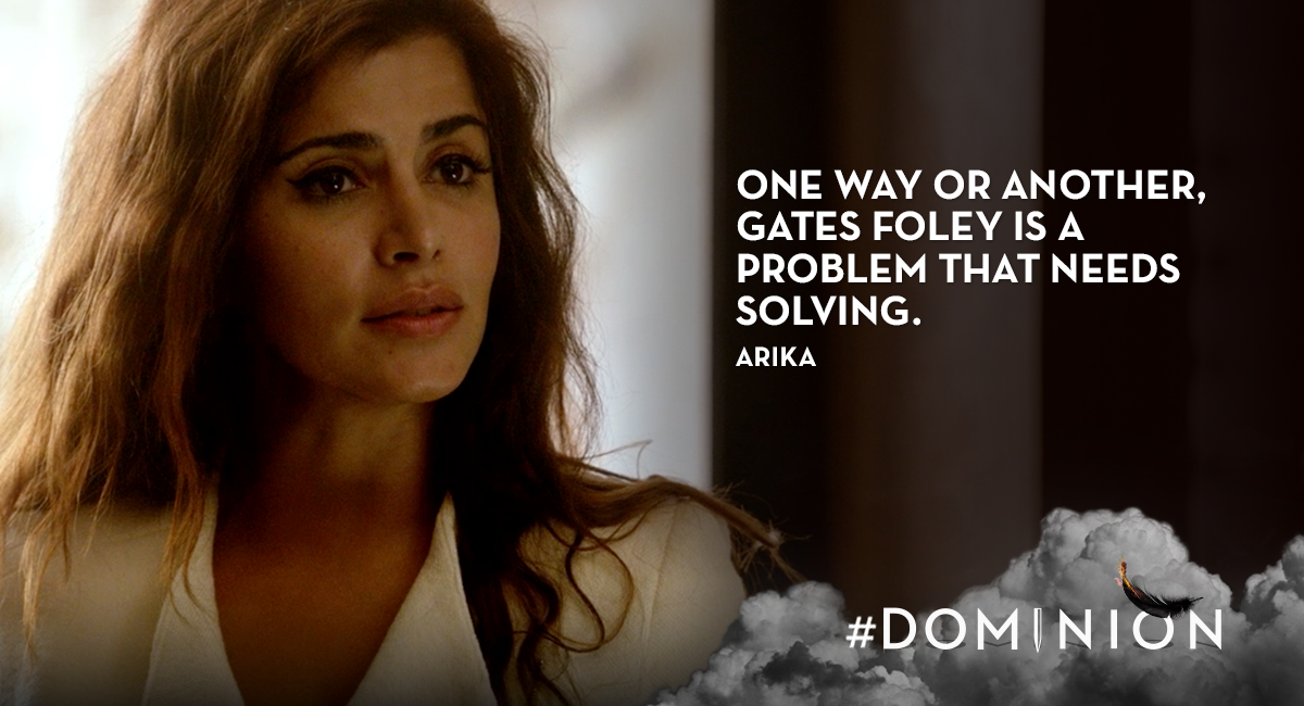 Dominion on twitter rt if you wouldn 39 t want to be on - Arika dominion ...