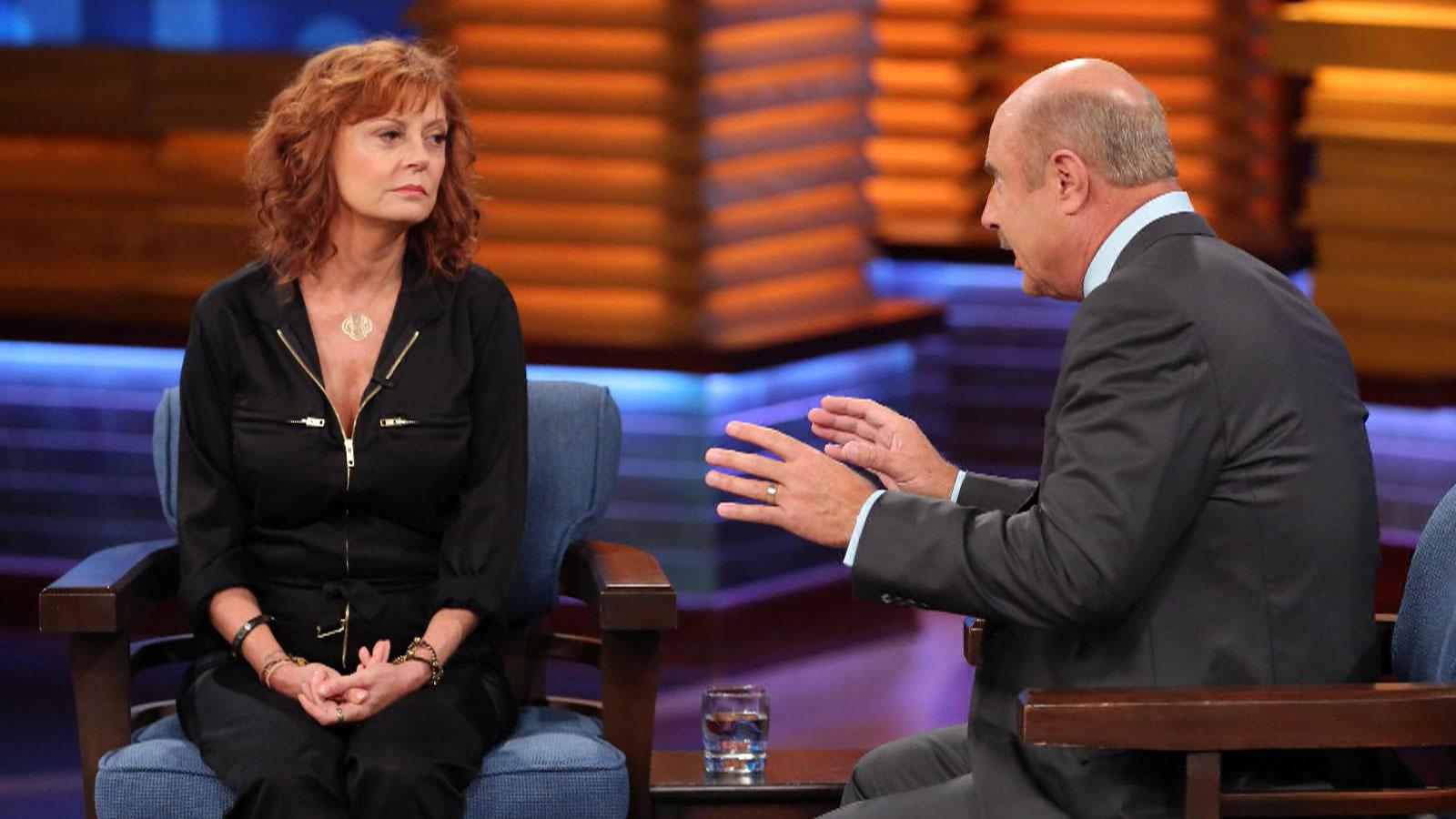 RT @accesshollywood: Preview - @DrPhil talks @SusanSarandon 's quest to save man from death row http://t.co/dzdkPVzHiC http://t.co/MXc6ft3o…