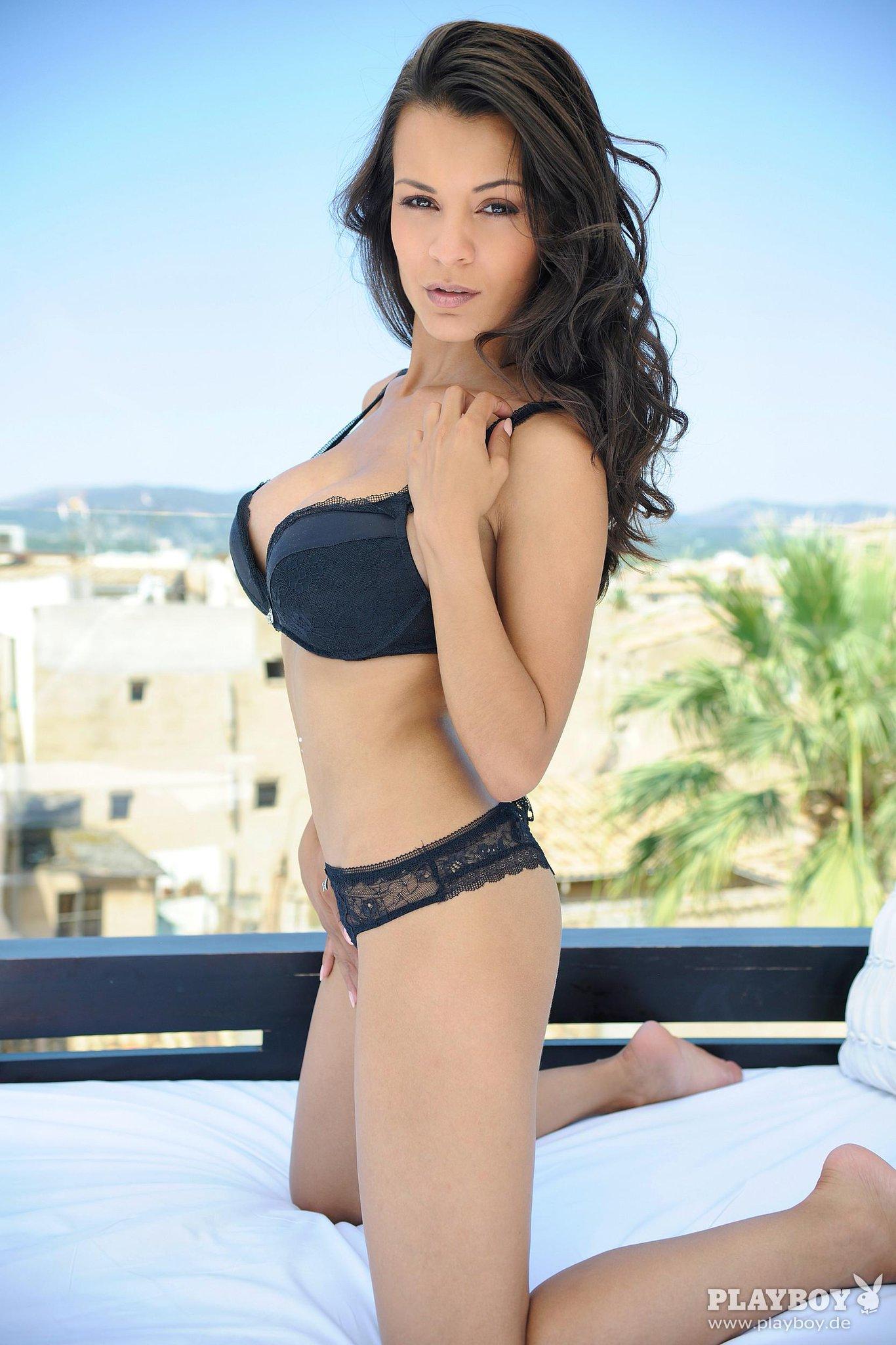 Playboy bilder plankl joana Joana Plankl