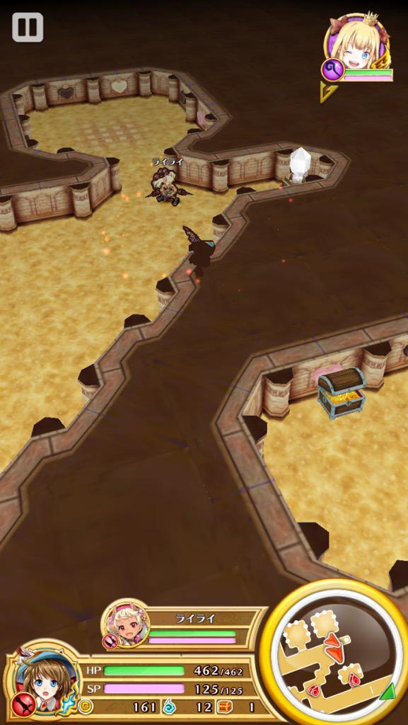 【白猫】剣のチャージスキルとカウンターも実装きたー!カウンターは広範囲スタン付きで結構強い!【プロジェクト】