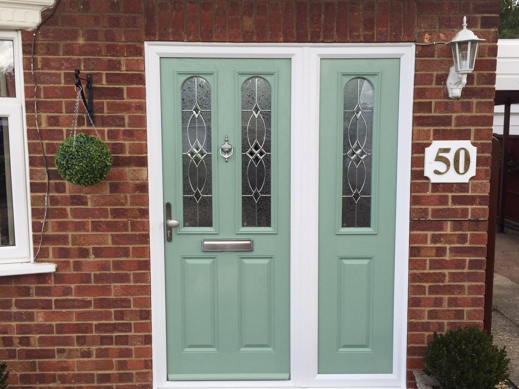 Grant moyce on twitter chartwell green composite door for Double glazing grants