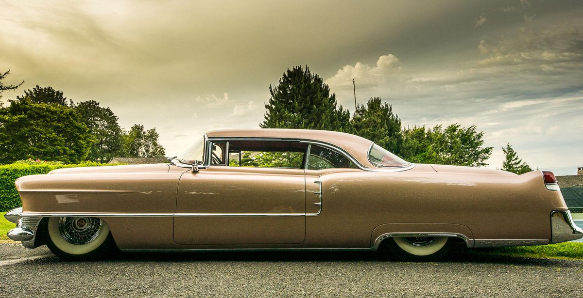 1955 Cadillac Deville Aka The Bronze God Hotrod Kustom Cars Leadsled T Co Bovcciz898 T Co C9ktueofoo