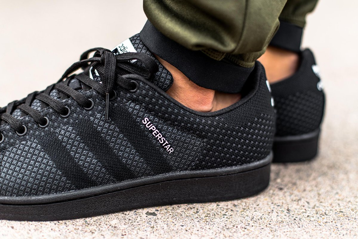 adidas superstar weave pack core black black white Off 52