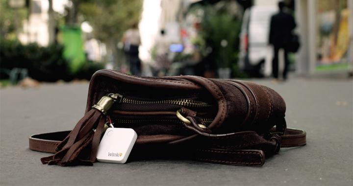 Wistiki trova chiavi cellulare borsa e oggetti smarriti