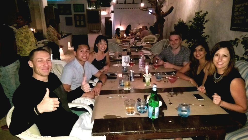 W/a busy work schedule, couldn't ask 4 a better dinner crew! @srpski_dubliner @tinab @espi @katiestreu @cindyyan0305 http://t.co/1jXvsPbnYk