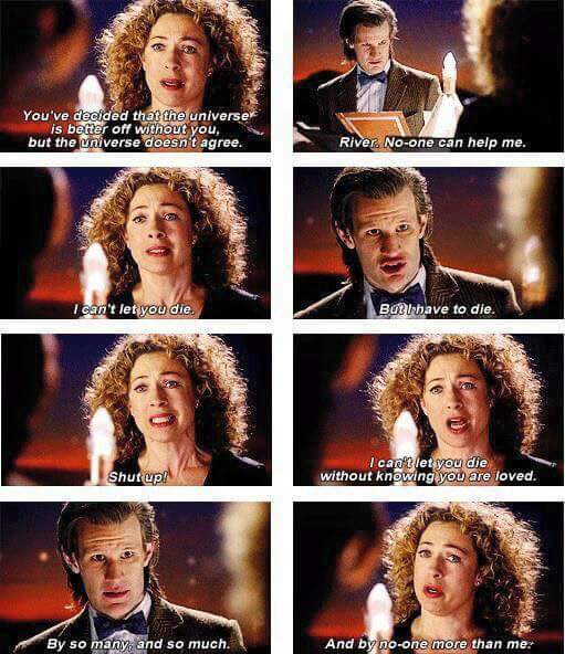 Doctor Who Quotes on Twitter: