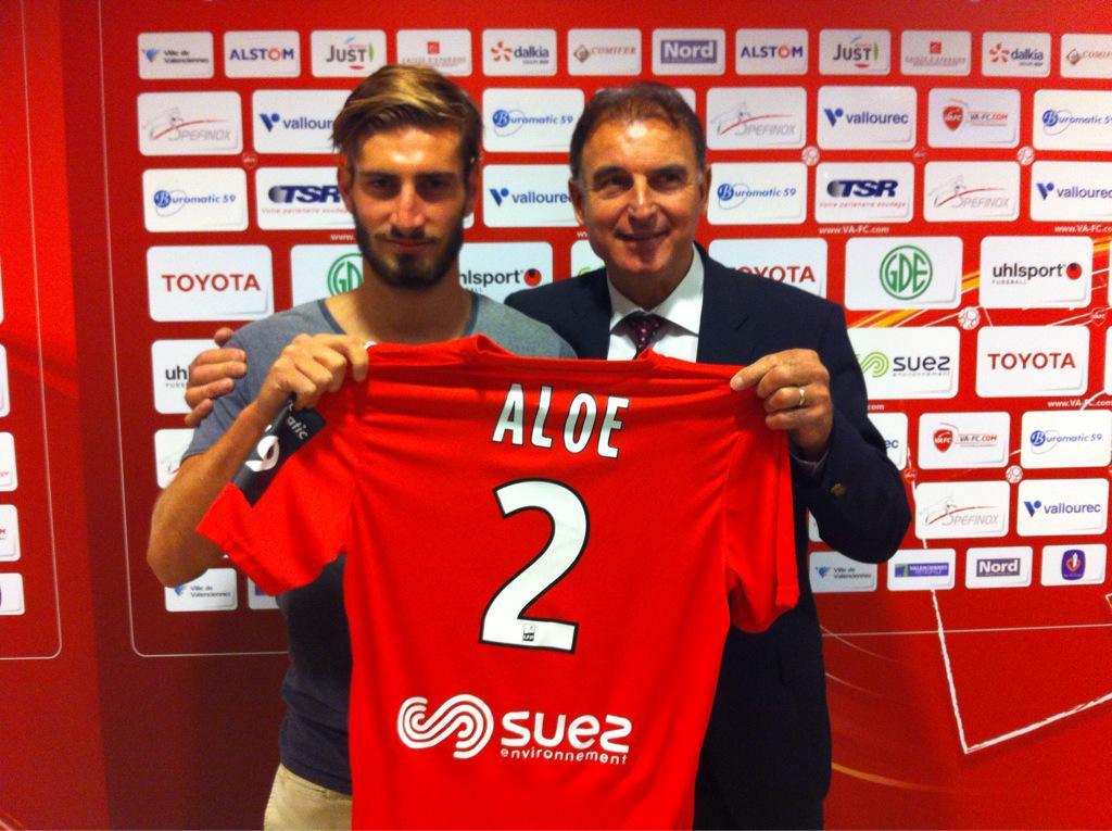 [Baptiste Aloé] signe 3 ans à Valenciennes - Page 2 CNfbvueWoAAZZTo