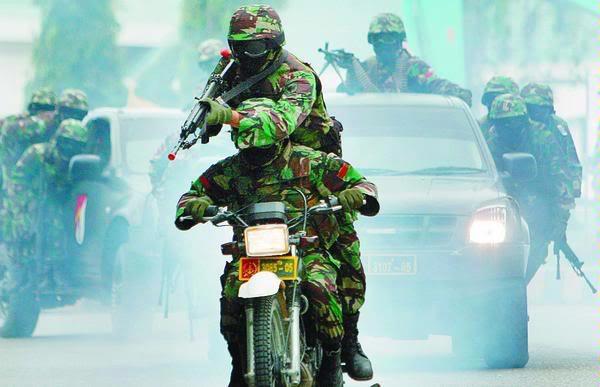 Mengintip 5 Kemampuan TNI Yang Membuat Dunia Tercengang - AnekaNews.net