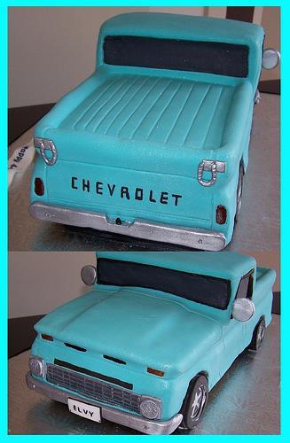 danhof chevrolet on twitter yummy chevy truck cake http t co am5h2hb5ia yummy chevy truck cake