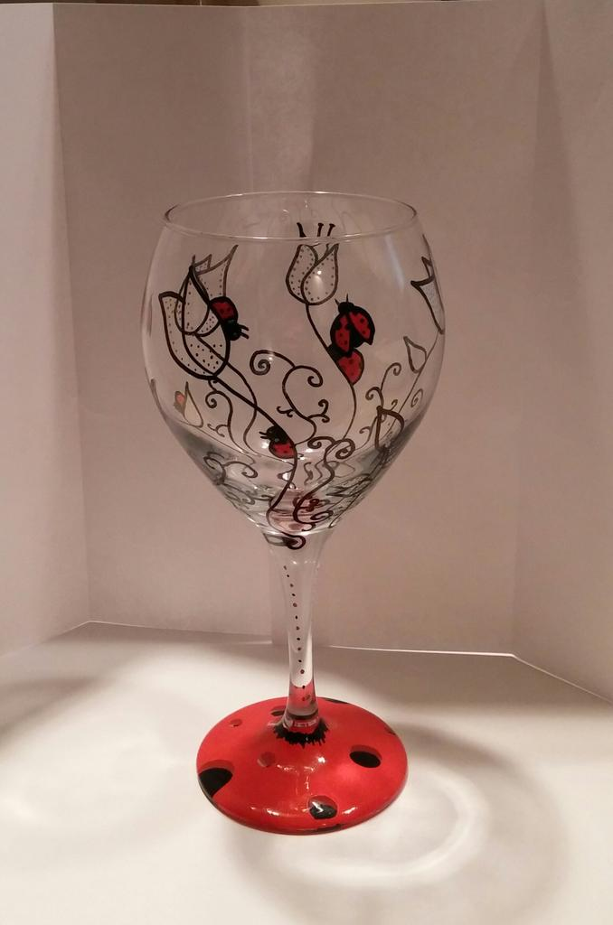 If anyone actually looks at my page, I pint glass...I have more. Wine glasses $15 mugs $10 http://t.co/XYraIfH84c