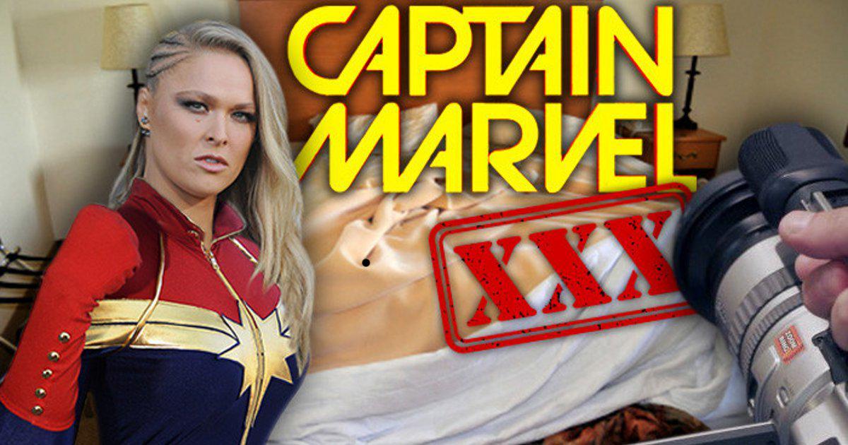 captain marvel porn