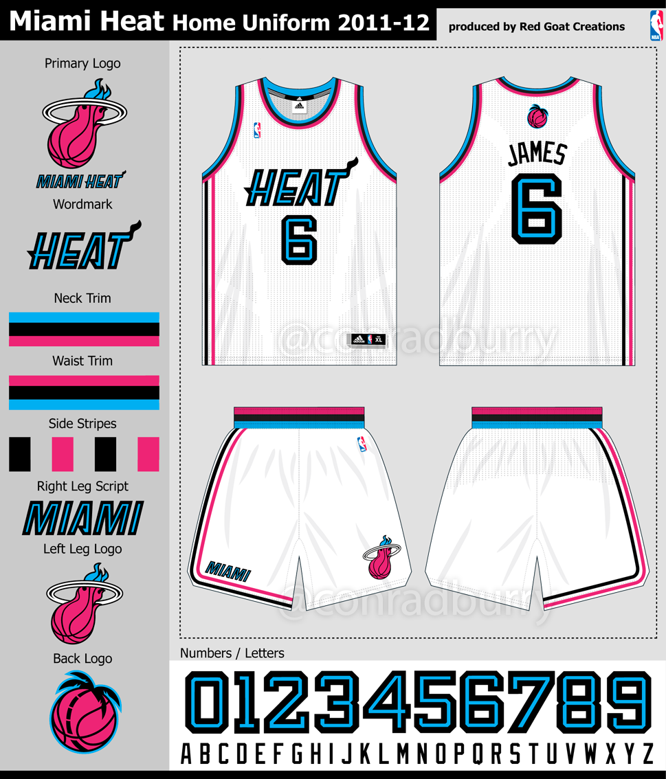 Nlsc Forum Heat To Introduce South Beach Alternates
