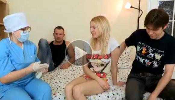 Victoria givens anal gangbang video