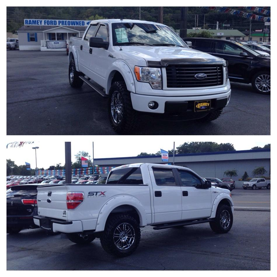 Ramey Ford Princeton Wv >> Ramey Ford Princeton On Twitter Check This 2014 F150 Stx