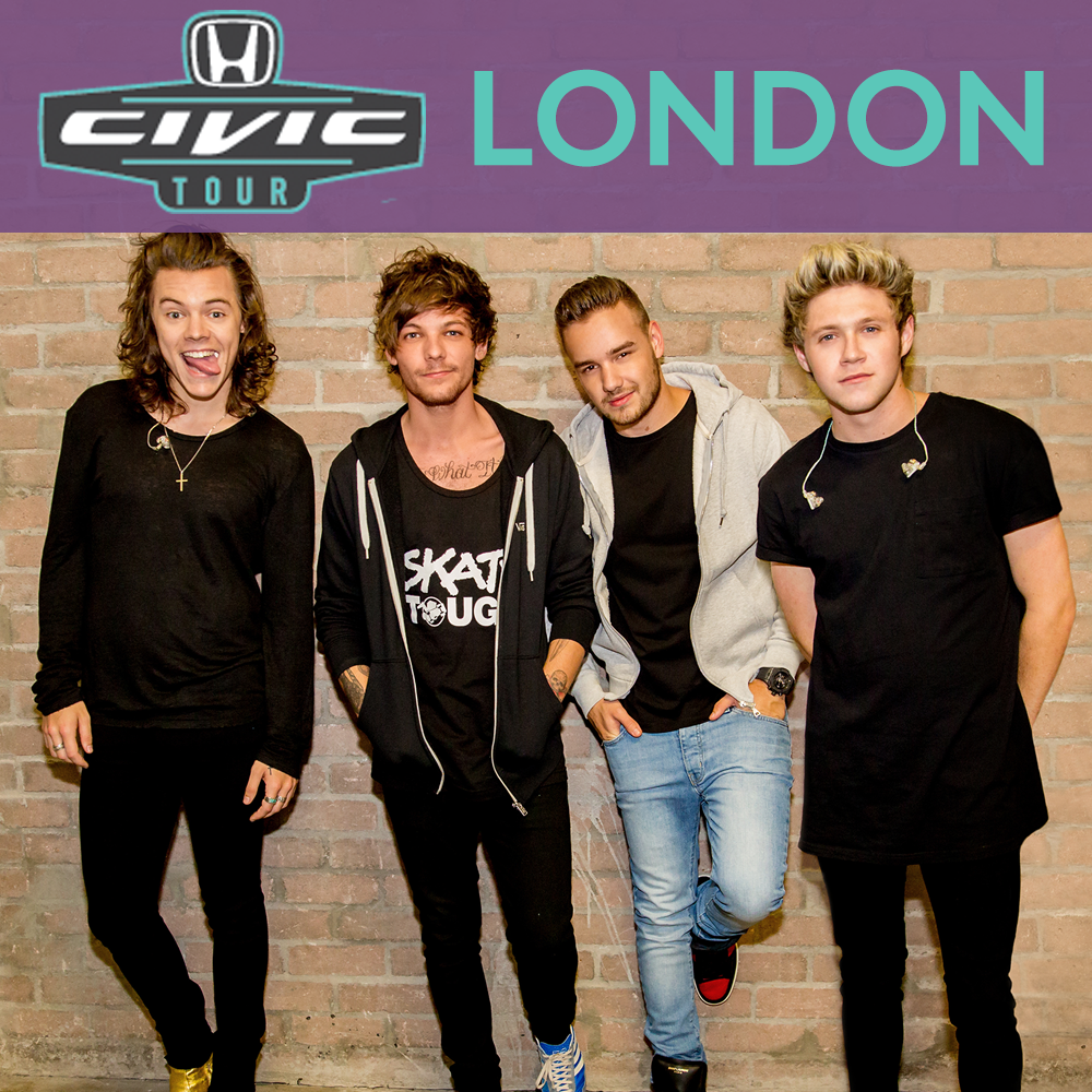 USA! You can win a trip to see the guys in London at http://t.co/DRcipl62Fu (NoPurNec: http://t.co/QJ3ts8JBzW) #ad