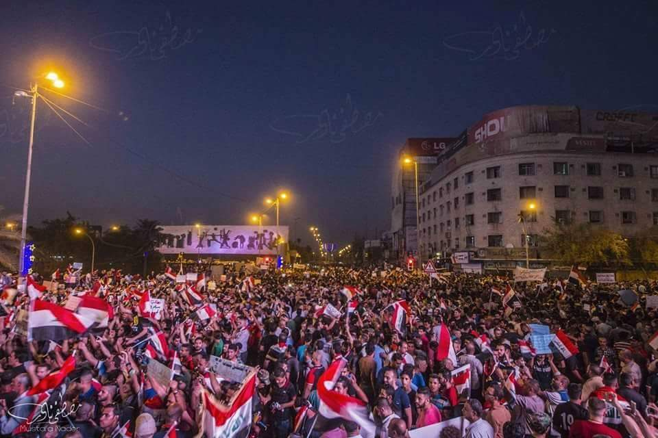 مجلس الوزراء العراقي يوافق على الإصلاحات المقدمة من العبادي  - صفحة 2 CNgo2vCUEAAgW1W