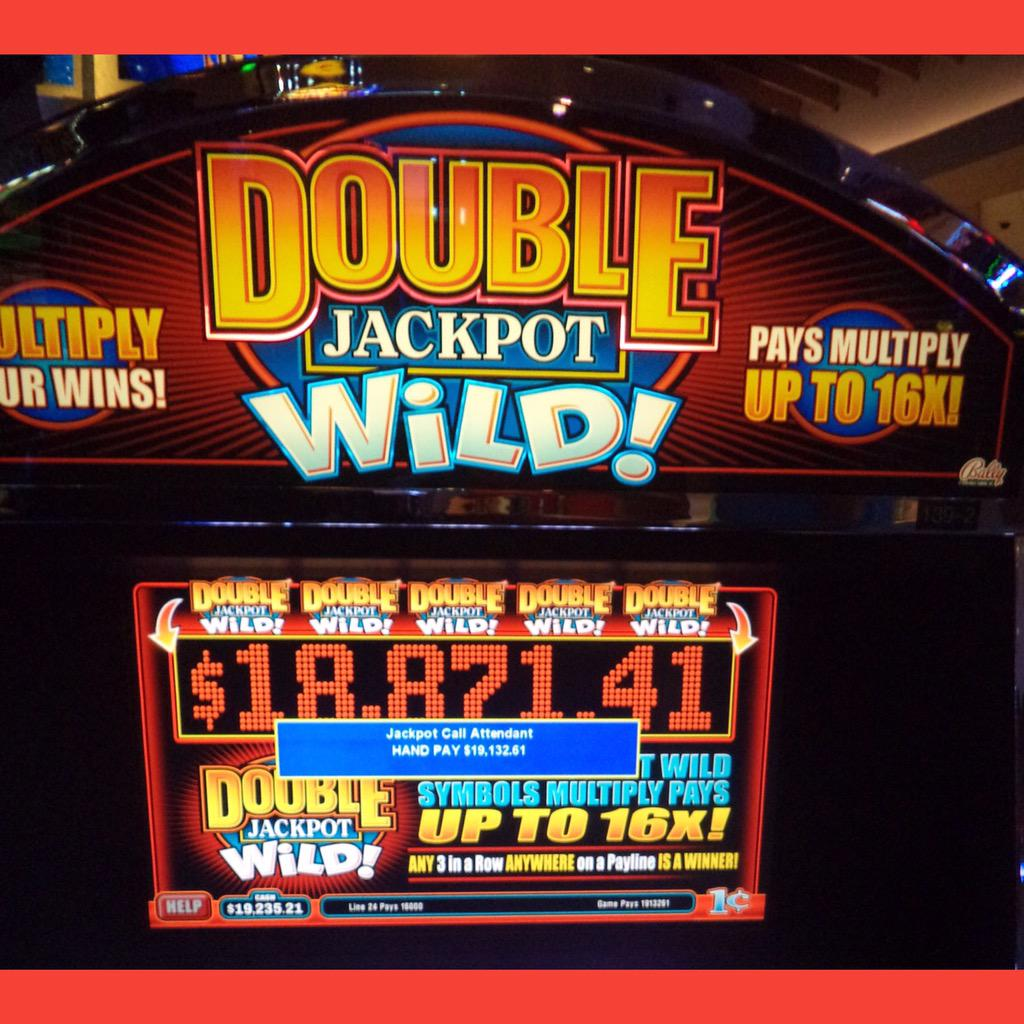 Double Jackpot Slot Machine