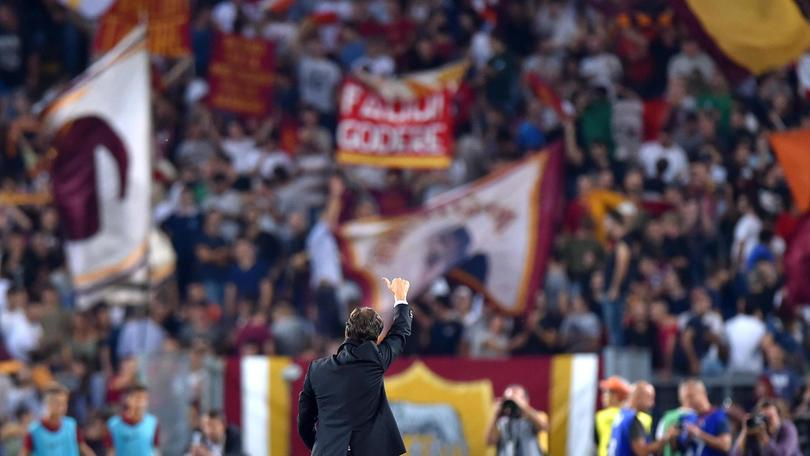 ROMA-JUVENTUS, dove mostrano diretta tv streaming