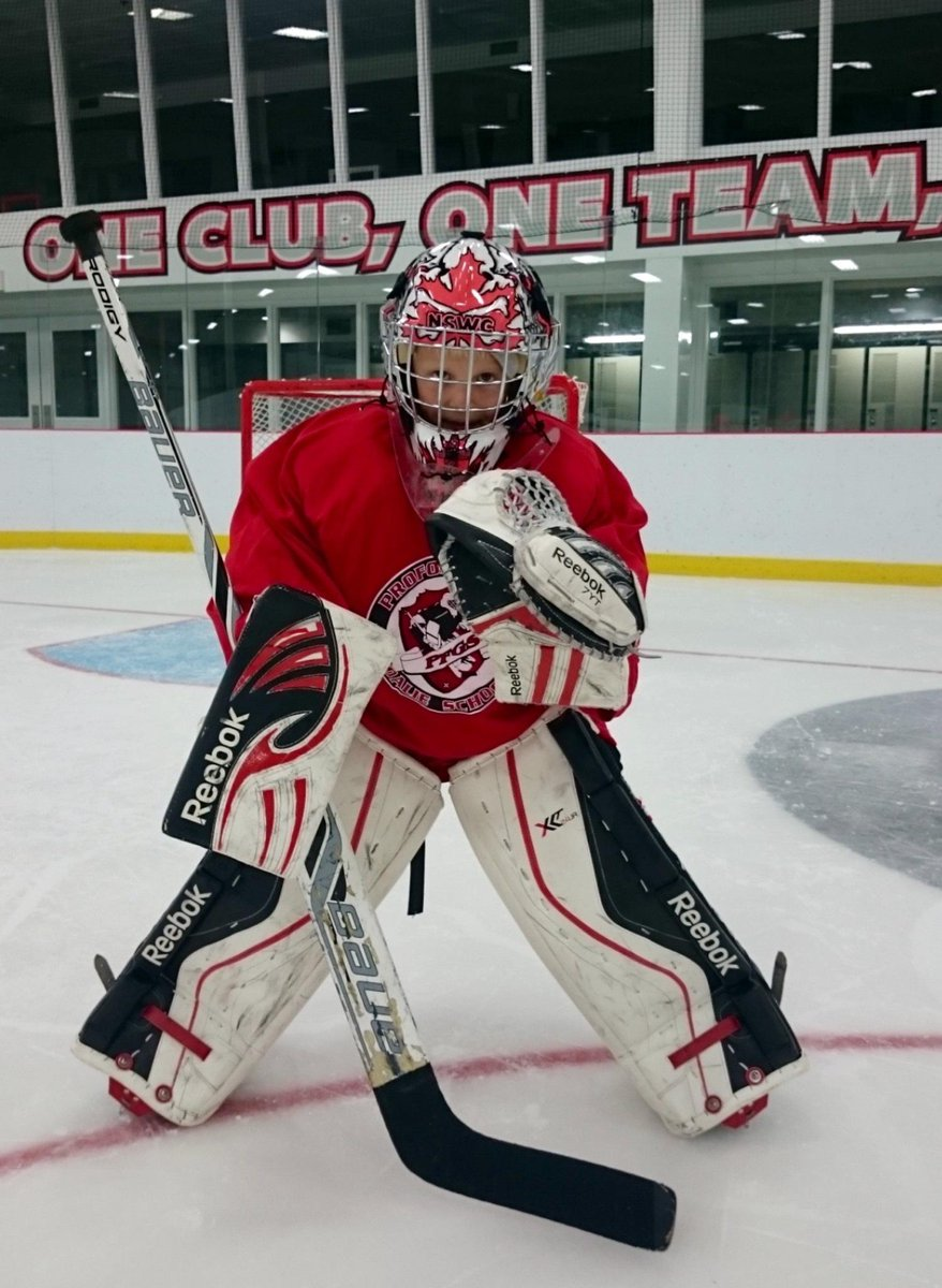 Nswc Hockey On Twitter Tyler Holtz Is A Brand New 07 Tender At