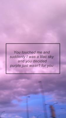 HALSEY UPDATES On Twitter Halsey Lyrics Wallpaper