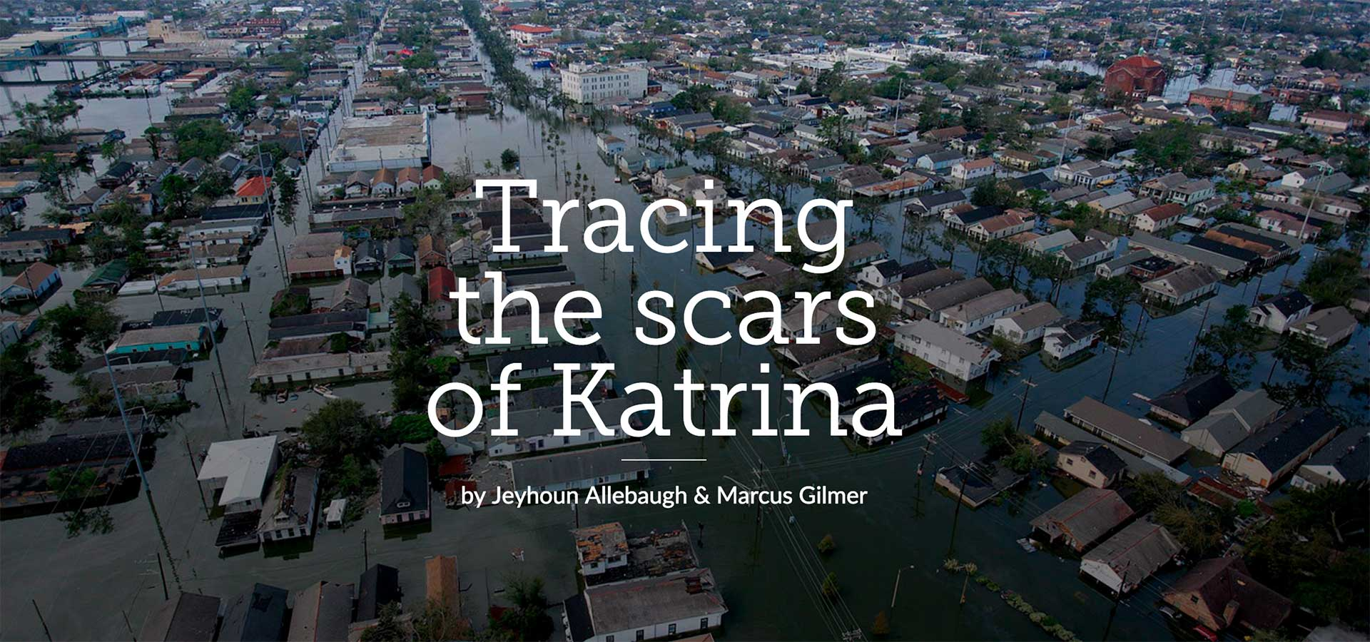 RT @mashable: Tracing the scars of Katrina: Photos of New Orleans, then and now http://t.co/A1r1hQhxK1 http://t.co/sp4LilzMEK