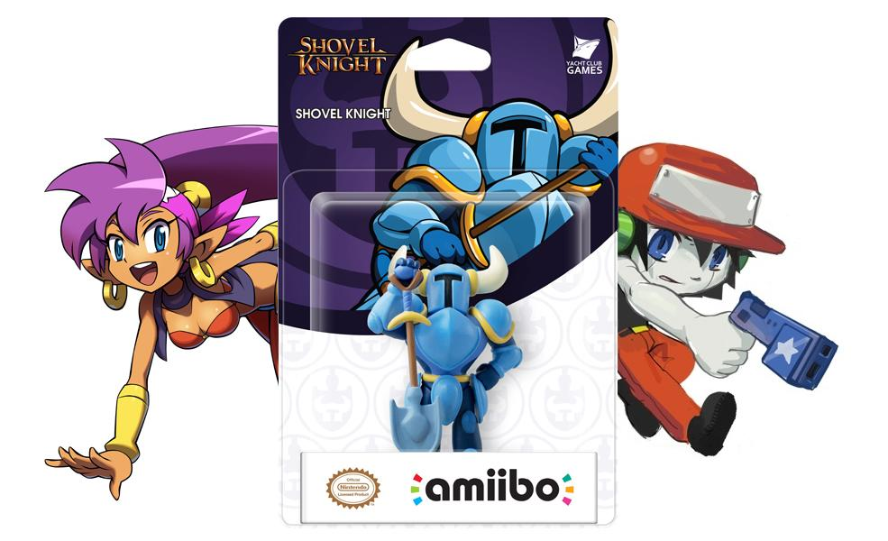 Nintendo's Amiibo lineup should add these indie stars to Shovel Knight http://t.co/5sEGZ0Uy31 http://t.co/pGUfZQMf9b