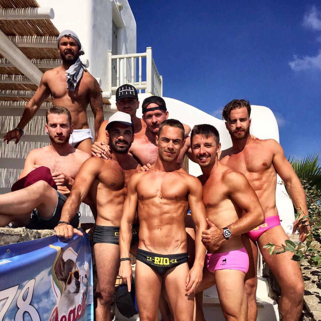 Gay mykonos greece