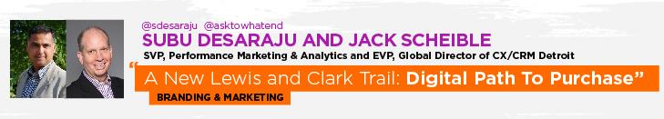 """Vote for """"A New Lewis & Clark Trail: Digital Path To Purchase"""": https://t.co/oDZlAUzmY5 #SXSW #PanelPicker #Marketing http://t.co/1ciyqFIHcf"""
