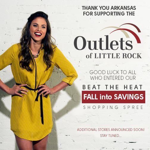 Outlets Little Rock On Twitter Thank You Httptpamla73elm
