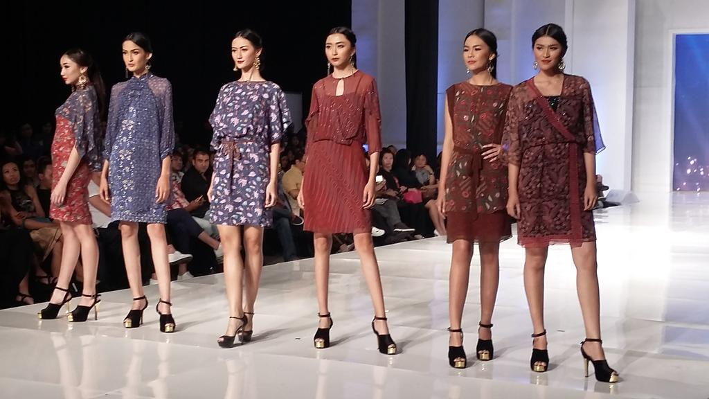 Jogja Fashion Week on Twitter Heritage of Batik KERIS by Batik