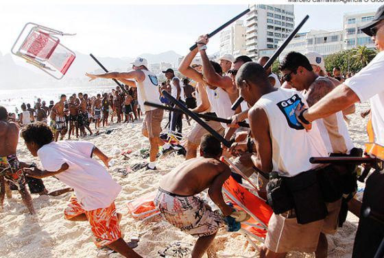 Orrore in Brasile per Rio 2016: Onu denuncia morte e violenza su minorenni