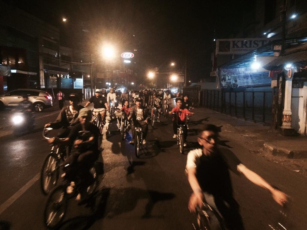 Bogor Fixed Faction On Twitter Ramaiiiii Lebih Dari 300 Pesepeda