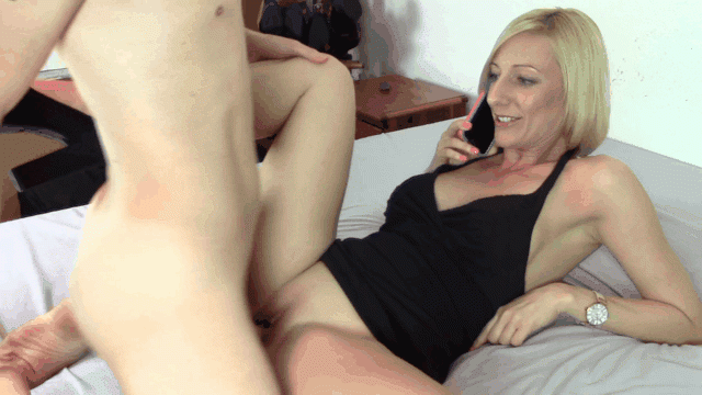 Taboo Creampie After Aggravated Mommy Fucks Son While On Phone Iwantclips Https