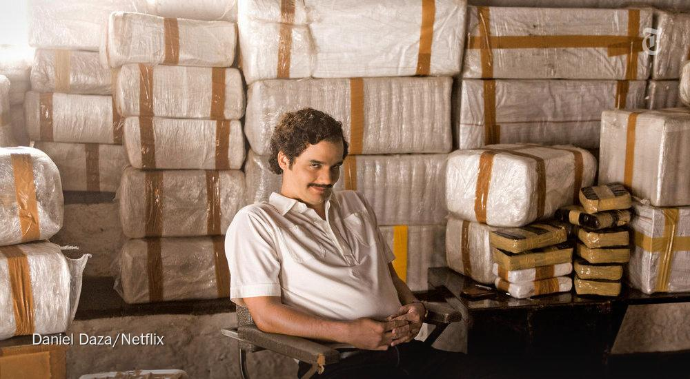 say no to drugs but say yes to netflix 39 s narcos series. Black Bedroom Furniture Sets. Home Design Ideas