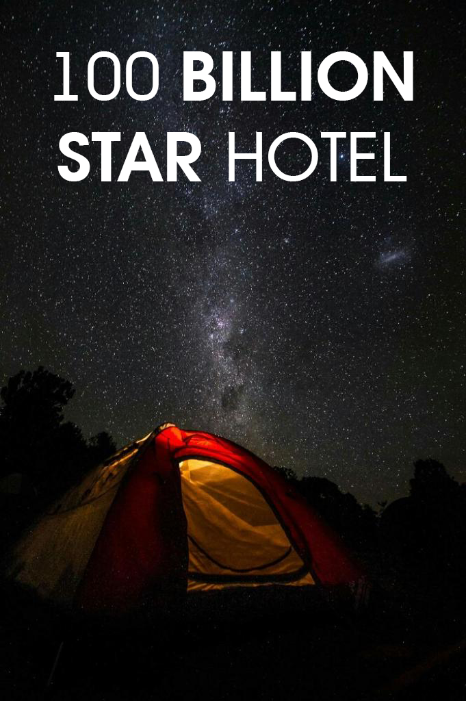 "WikiCamps On Twitter: ""5 Star Hotel Or 100 Billion Star"