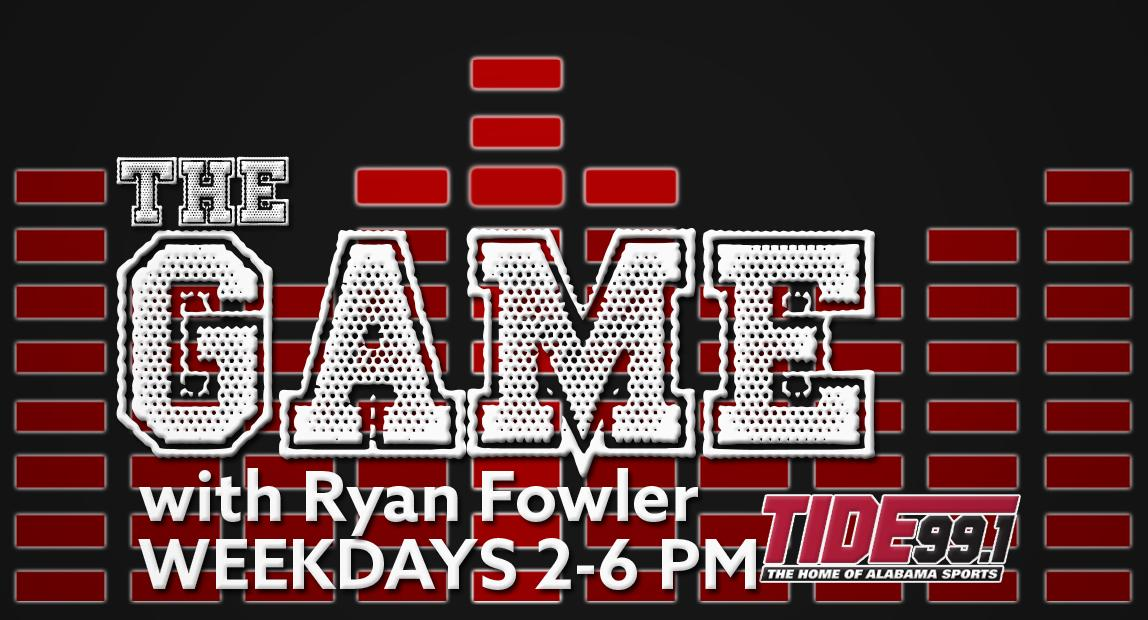 Follow @TheGameWDGM for daily coverage of Alabama football Listen M-F 2-6pm Tide 99.1 in Tuscaloosa  Starts 8/31/2015