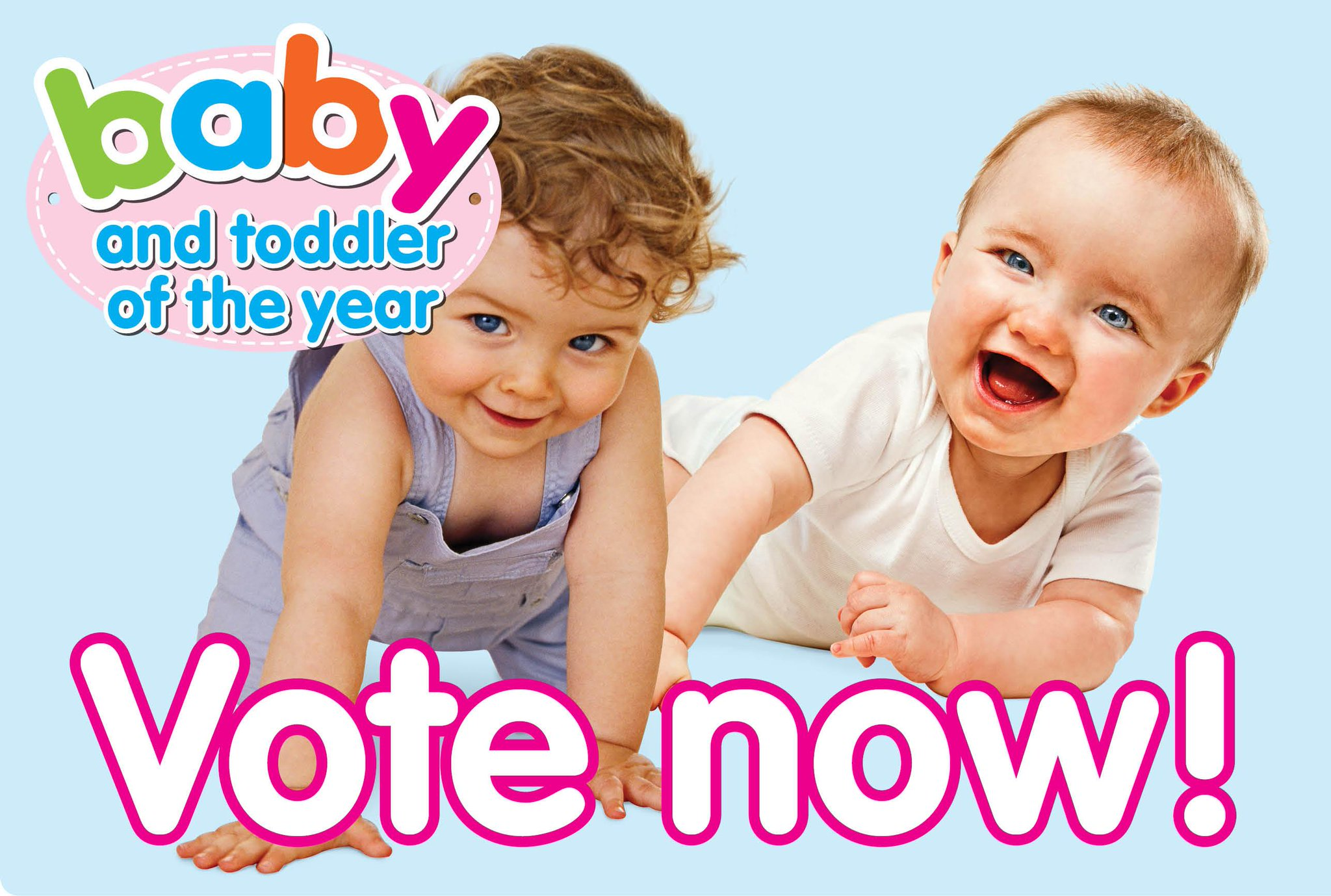 RT @Leicester_Merc: Don't forget pick up your quadruple vote for Baby of the Year today! Plus vote online #LMBOTY http://t.co/Jeux47LsGN ht…