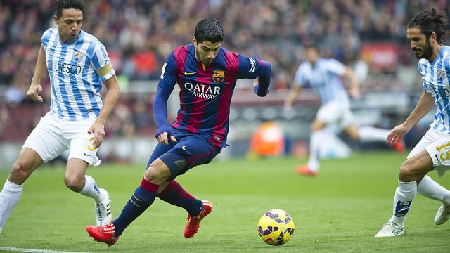 Barca - Malaga La Liga Match Preview
