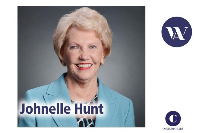Johnelle Hunt co-founded J. B. Hunt and is now an Arkansas Women's Hall of Fame honoree. http://t.co/h1jwljwzhV http://t.co/tY7rErbU1D