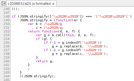 Try These Js Json Stringify Function {Mahindra Racing}